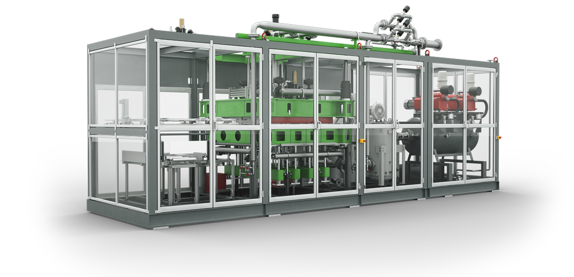 Teubert Modular Press (TMP)