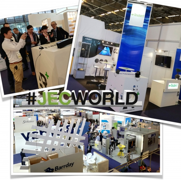 JEC World 2019 in Paris