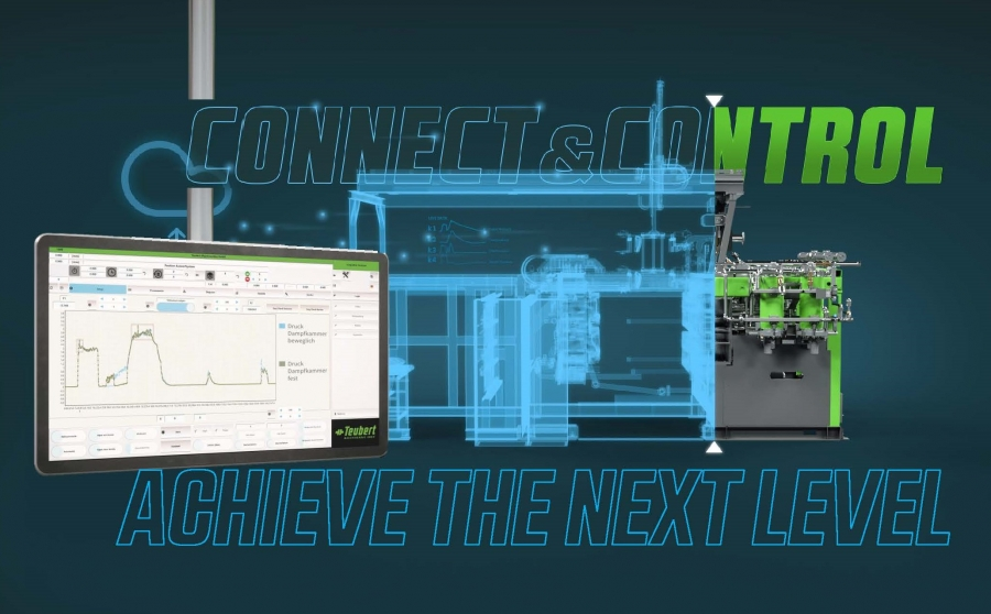 New Connect & Control Software