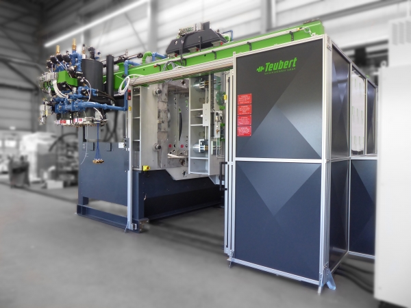 Teubert´s new standard machine design